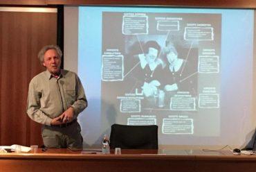 Leonardo Spina a Roma introduce la gelotologia e un nuovo corso per volontari